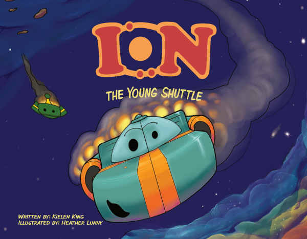 Ion (Front Cover)